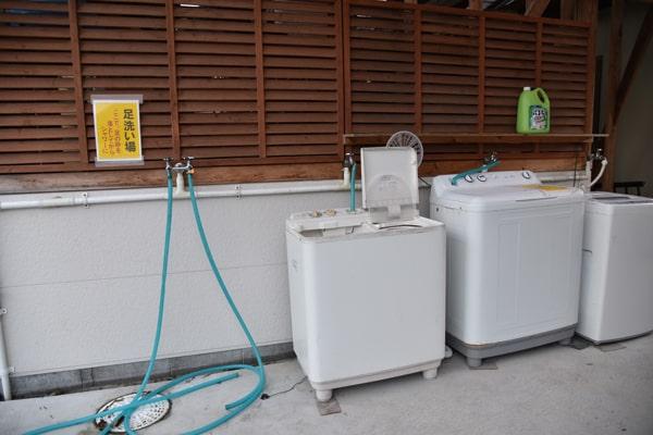 旅館洗濯機